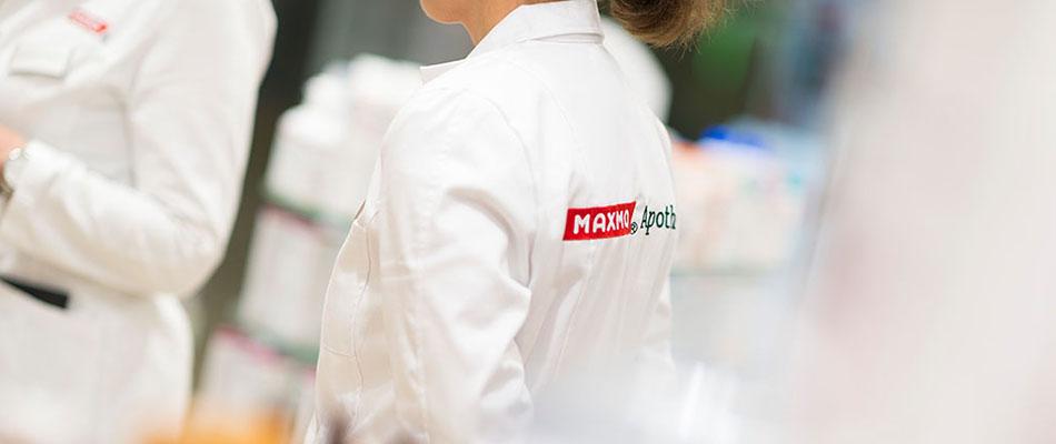Ausbildung oder Praktikum in der MAXMO Apotheke